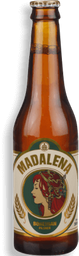 Cerveja Bohemian Pilsner Madalena 355mL