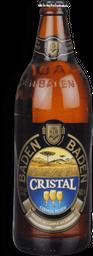 Cerveja Cristal Baden Baden 600mL