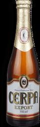 Cerveja Export Long Neck Cerpa 350 mL