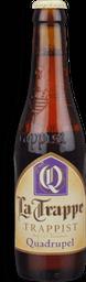 Cerveja Quadrupel La Trappe 330 mL