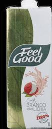 Chá Branco Com Lichia Feel Good 1 Litro