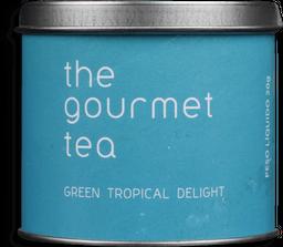 Cha Green Tropical Delight The Gourmet Tea 20 g