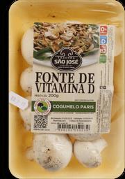 Cogumelo Paris São José 200g