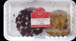 Duo Melba Cranberry/Pistache 280 g