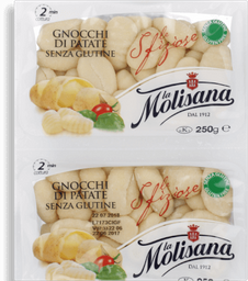 Gnocchi Batata Sem Gluten Molisana 500 g