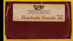 Goiabada Cascão Doces David 450g