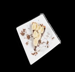 Torta de Nutella com Banana