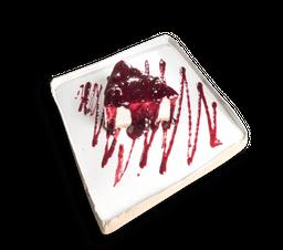 Cheesecake com Calda Especial