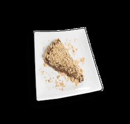 Torta de Chocolate Amargo com Paçoca