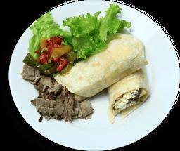 Wrap Carne Louca