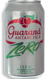 Guarana Zero Lata 350 ml