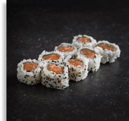 Salmon Scallion Roll