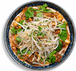 Thai Noodles Veggie