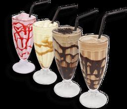 Milk Shake De Morango 400ml