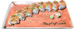 Sesame Salmon Roll