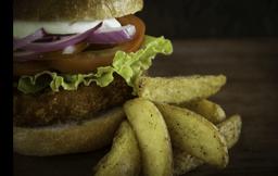 Combo Drika's Burger