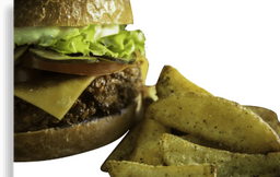 Combo Grão de Bico Burger
