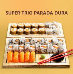 Super Trio Parada Dura - 40 Peças