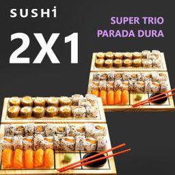 2x1 Super Trio Parada Dura