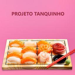 Projeto Tanquinho - 25 Peças