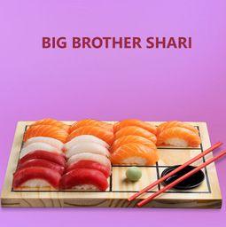 Big Brother Shari - 20 Peças