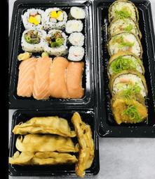 Combinado The Sushi 4 (22 unidades)