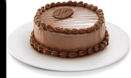 Torta de Mousse de Chocolate Zero