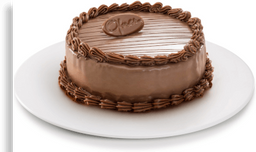 Torta de Mousse de Chocolate Zero - Inteira