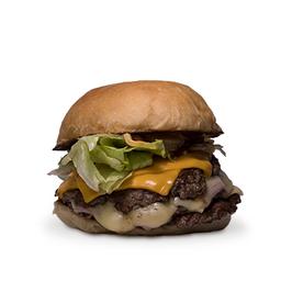 Mão Santa Burger - De Três