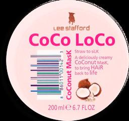 Mascara Tratamento Lee Stafford Coco Loco Coconut 200Ml