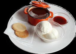 Sopa de Chocolate Cremosa
