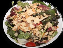 Salada Salmão Defumado