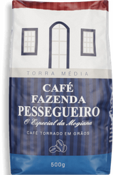 Cafe Grao Tor Faz Pessegueiro 500g