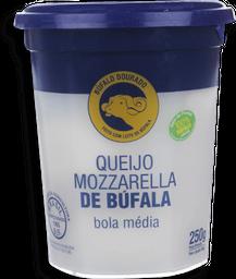 Queijo Mozzarella Búfala Bola Média Búfalo Dourado 250g