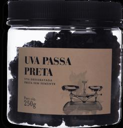 Uva Passa Preta Sem Semente 250 g