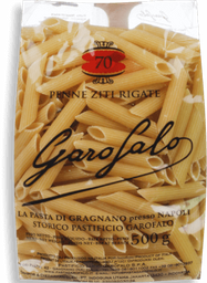 Macarrao Italiano Penne Ziti Rigate Garofalo 500g