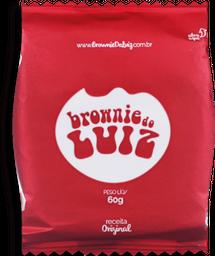 Brownie Luiz Individual Original 60g