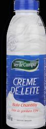 Creme Verde Campo De Leite Pasteurizado 500g