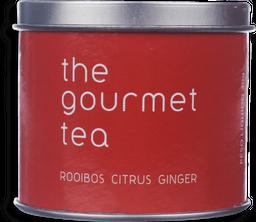 Chá Rooibos Citrus Ginger The Gourmet Tea 20g