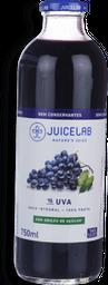 Suco Juicelab Uva 750 ml