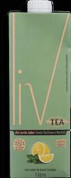 Chá Verde Com Fibras Limão Siciliano Hortelã Liv 1L
