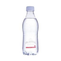 Água Mineral Com Gás Platina Pet 310 mL