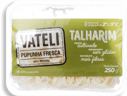Talharim Vateli Pupunha Fresca 250 g