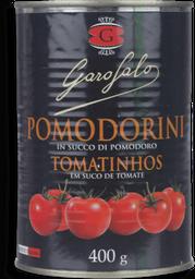 Tomate Cereja Italiano Pomodorini Garofalo 400g
