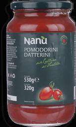 Tomate Italiano Datterini Nanu 530g