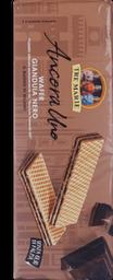 Biscoito Tre Marie Ancora Uno Wafer Gianduia Nero 175 g
