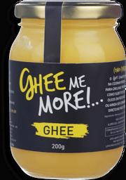 Manteiga Clarificada Ghee Me More 200g