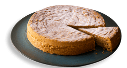 Torta de Castanha-do-Pará