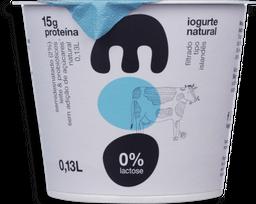 Iogurte Natural Semi Desnatado Moo 130g