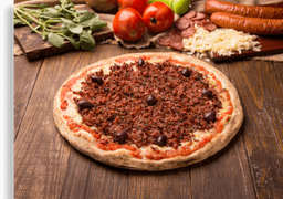 Pizza Broto Toscana